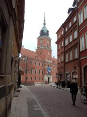 Работа за рубежом в Варшаве.