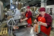 Упаковка колбасных изделий - Германия