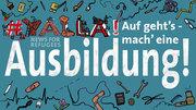 Работа + Учеба в Германии (программа Ausbildung)